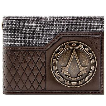 Ubisoft Assassins Creed Syndicate ID & Card Bi-Fold Wallet
