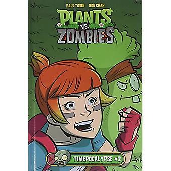 Timepocalypse #2 (Plants vs. Zombies)
