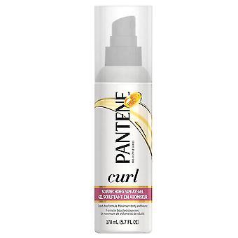 Pantene pro-v curl scrunching spray hair gel, 5.7 oz
