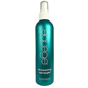 Aquage hiusten paksuuntuminen spraygel 8 oz.