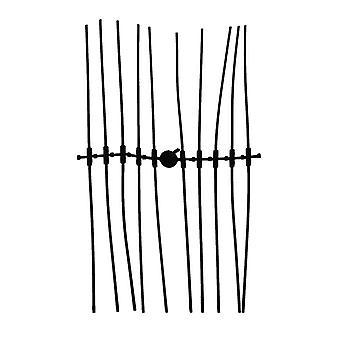FLYMO Duraline Trimmer Linien FLY018 (Packung mit 10)