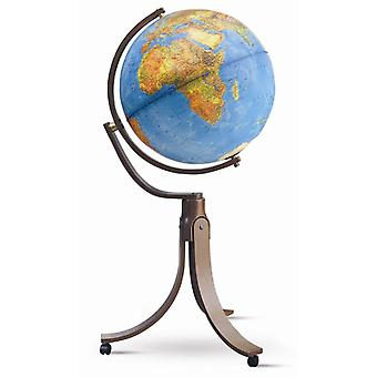 Emily Floorstanding Illuminated World Globe