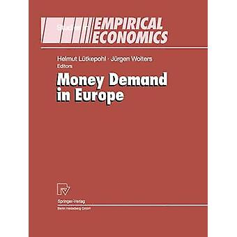 Money Demand in Europe by Ltkepohl & Helmut