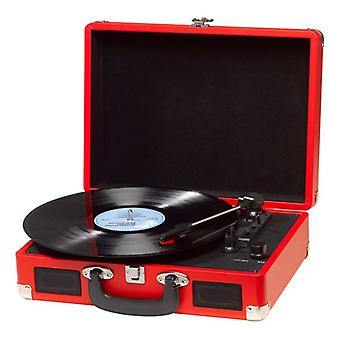 Record Player Denver Electronics VPL-120 Rot