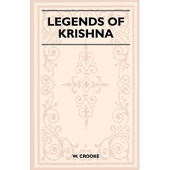 Legends of Krishna Folklore History Series by Crooke & W.