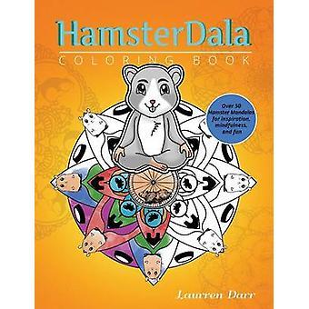 HamsterDala Coloring Book by Darr & Laurren