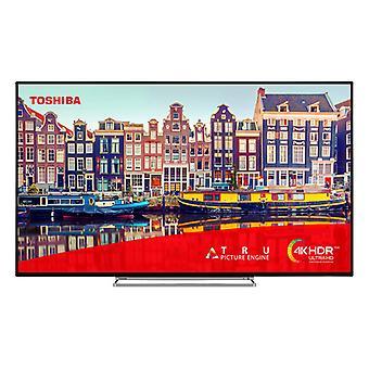 Smart TV Toshiba 50VL5A63DG 50& 4K Ultra HD LED WiFi Musta