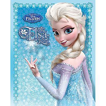 冷凍フロストエルザミニポスター