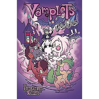 Vamplets - The Undead Pet Society door Gayle Middleton - 9781632294821 B