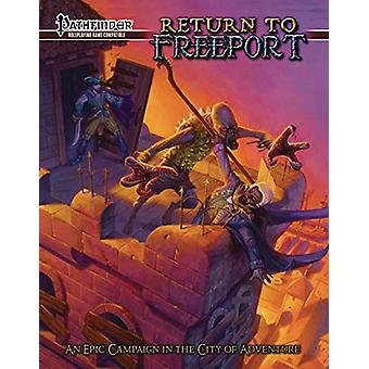 Return to Freeport - An Adventure Series for the Pathfinder RPG by Cry