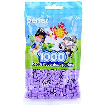 Perler Beads 1,000/Pkg-Pastel Lavender