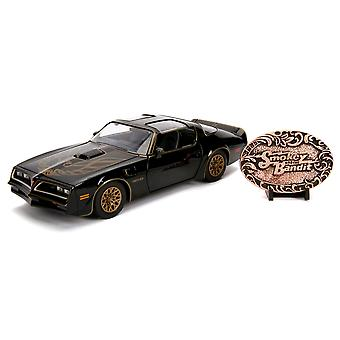 Smokey & the Bandit 1977 Pontiac Firebird 1:24 Hollywood Rd