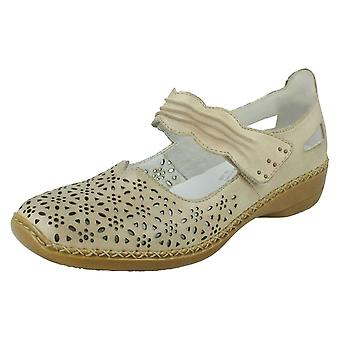 גברות Rieker מזדמנים גזור נעליים מפורטות 413G7