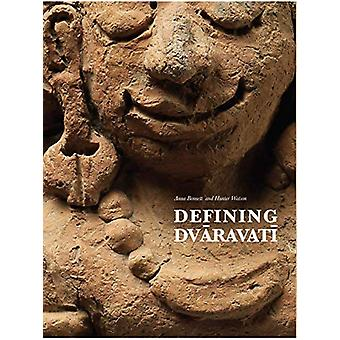 Defining Dvāravatī by Anna Bennett - 9786162151576 Book