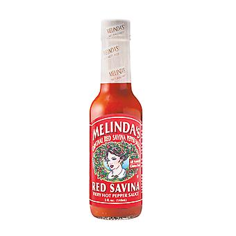 Melinda's Red Savina Pepper Sauce