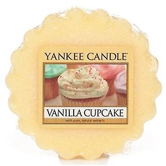 Yankee Candle Wax Tart Melt Vanilla Cupcake