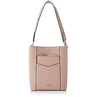 Dune Duckty - Women's Pink Shoulder Bags (Blush-Synthetic) 15x28x27 cm (W x H L)