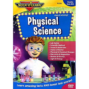 Rock'N Learn - Physical Science [DVD] USA import
