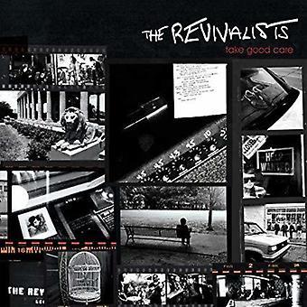 Revivalists - Take Good Care [CD] USA import