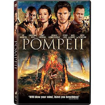 Pompeii [DVD] USA import