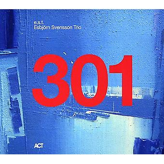 E.S.T.- Esbjorn Svensson Trio - 301 [CD] USA import