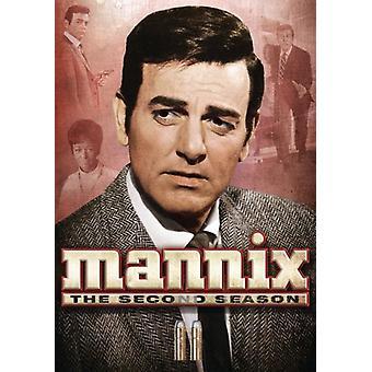 Mannix - Mannix: Anden sæson [DVD] USA import