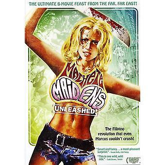 Machete Maidens Unleashed [DVD] USA import