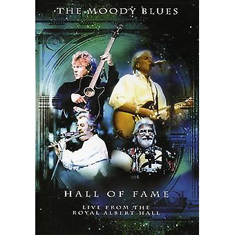 Moody Blues - The Moody Blues : Hall of Fame - importer des USA en direct du Royal Albert Hall [DVD]