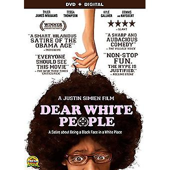 Dear White People [DVD] USA import