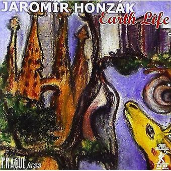 J. Honzak - Earth Life [CD] USA import