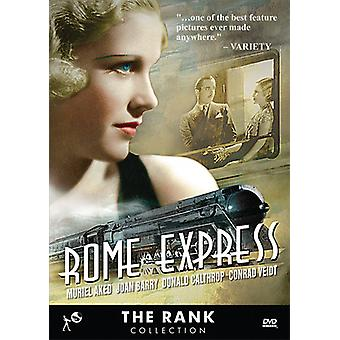 Rome Express [DVD] USA import