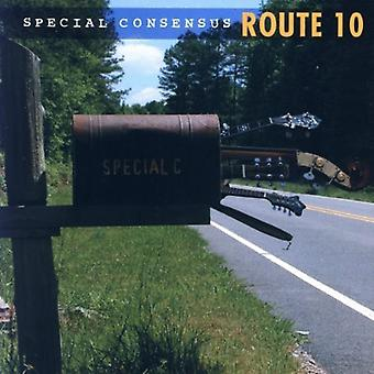 Special Consensus - Route 10 [CD] USA import