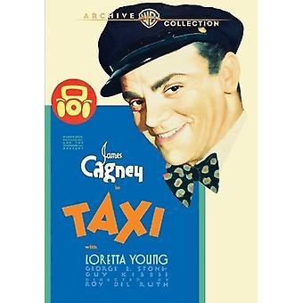 タクシー 【 DVD 】 USA 輸入