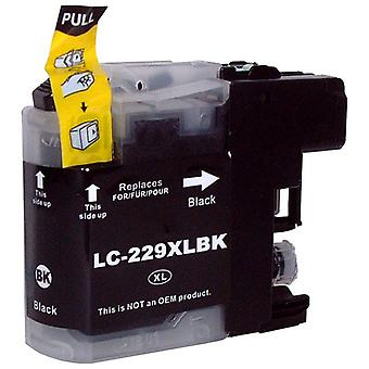 RudyTwos Replacement for Brother LC-229XLBK Ink Cartridge Black (Extra High Yield) Compatible with MFC-J4425DW, MFC-J4625DW, DCP-J4120DW, MFC-J4620DW, MFC-J4420DW, MFC-J5625DW, MFC-J5600Series, MFC-J5