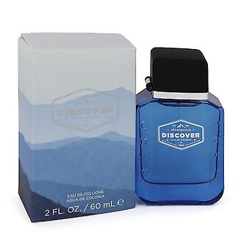 Aeropostale Discover Agua De Colonia by Aeropostale Eau De Cologne Spray 2 oz / 60 ml (Muži)
