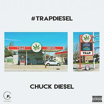 Chuck Die$El - #Trapdiesel [CD] USA import