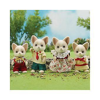 Sylvanian Families - la famille de Chihuahua