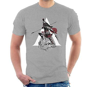 Assassin's Creed Odyssey Wrath Of Battle Men's T-Shirt