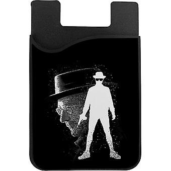 Encre Heisenberg Breaking Bad Phone Card Holder