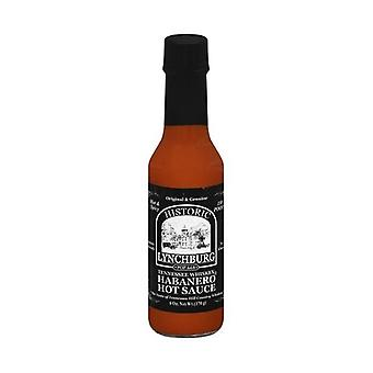 Sauce chaude historique Lynchburg Habanero