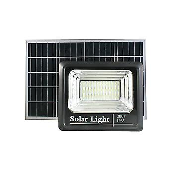 Jandei Solar LED Projektor getrennt Orientable Solar Panel, Fernbedienung, 300W, 3800 Lumen. IP65 Externer Schutz. Autonomie 2 Nächte. 200 LEDS