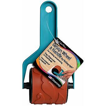 Clearsnap ColorBox Design Wheel & Hantera Jumbo Mustaser