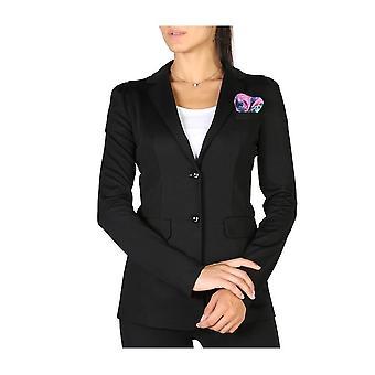 Emporio Armani -BRANDS - Clothing - Classic Jacket - 3Y2G522J9UZ0999_160 - Ladies - Schwartz - 38