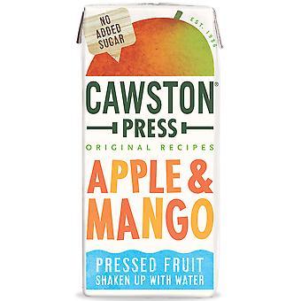 Cawston Press Apple & Mango Fruit Water