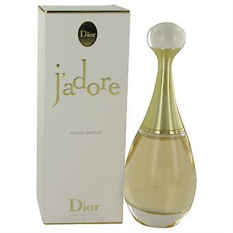Jadore Eau De Parfum Spray di Christian Dior 100Ml