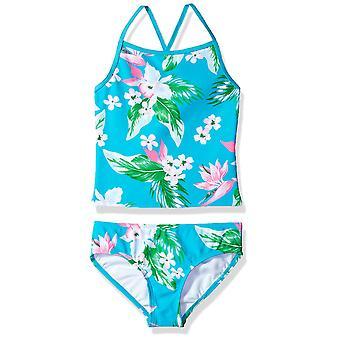 Kanu Surf Big Girlsă Melanie Beach Sport 2-Piece Banded Tankini Costum de baie, Ala...