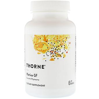 Thorne Research, Meriva-SF, 120 kapslar