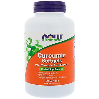 Now Foods, Curcumin, 120 Softgels
