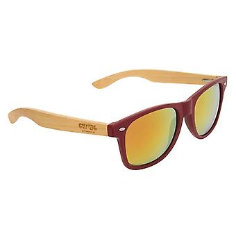 Sunglasses Unisex WoodyWanderer red (004)
