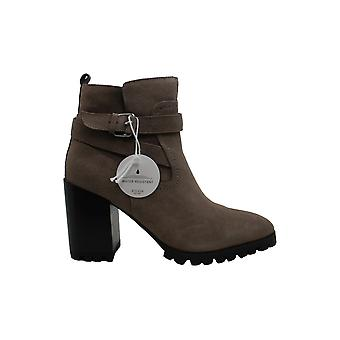 Steven par Steve Madden Women-apos;s Shoes ISRA Suede Almond Toe Ankle Boots